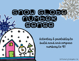 Snow Globe Number Sense to 40