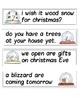Snow Globe Sentences