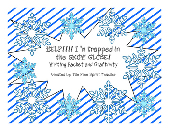 Snow Globe Winter Writing