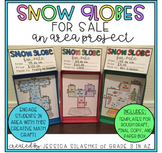 Snow Globes For Sale! An Area Craft Project