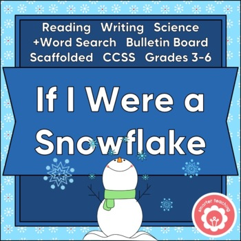 Winter: If I Were A Snowflake, Science And Fictional Narra