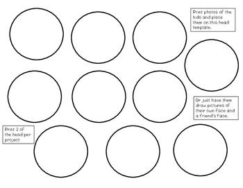 Snowman Venn Diagram Craftivity