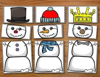 Snow Many Combinations! A Snowman Problem-Solving Game & Printable