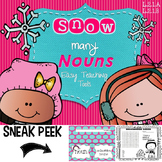 Snow Many Nouns {Common-Proper-Collective-Irregular}