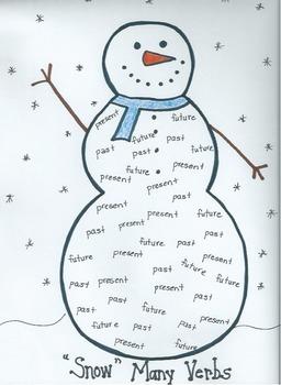 Snow Many Verbs!