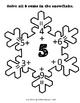 Snow Math - Addition