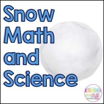 Snow Math and Science