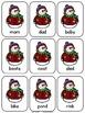 'Snow Me the Nouns' Word Work Center