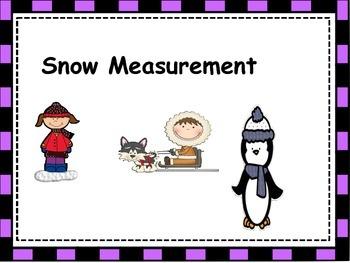 Snow Measuring