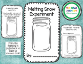 Snow Melting Experiment