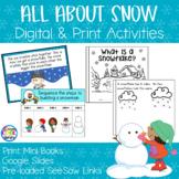 Snow Mini Books