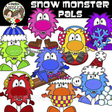 Snow Monster Pals