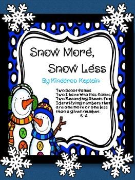 Snow More Snow Less