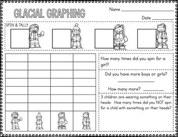 Snow Much Fun 2nd Grade CCSS January Math Centers