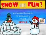 Snow Much Fun! Level 3