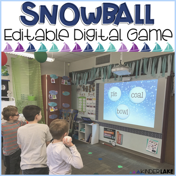 Snow Much Fun Snowball Game