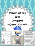 Snowflake Science Plus 2 Awesome Snowflake Crafts