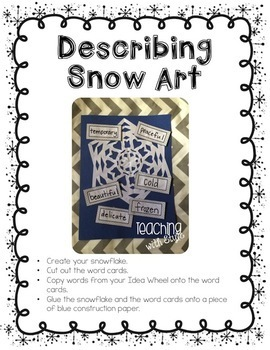 Snow Science and ELA Unit