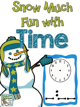 Telling Time:   Activities for teaching time for 2nd and 3rd Grade