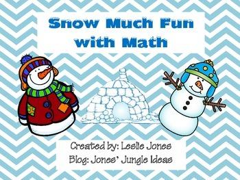 Snow Much Fun with Math