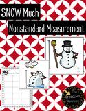 Snow Much Nonstandard Measurement Around the Room