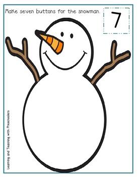 Snow Much Winter Learning Fun Math Center Activities