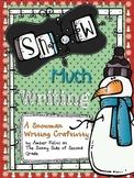 Snow Much Writing!! A Craftivity