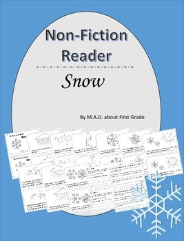 Snow Nonfiction Close Book