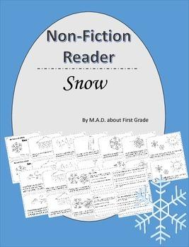 Snow Nonfiction Close Book