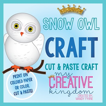 Snow Owl Arctic Craft