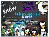 Snow, Penguins, & Polar Bears: EXTRAVAGANZA Bundle