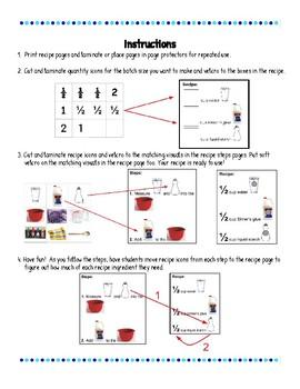 Snow Playdough Adapted Recipe