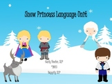 Snow Princess Language Unit