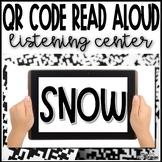 Snow QR Code Read Aloud Listening Center