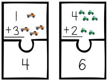 Snowy Preschool/Kindergarten Learning Pack