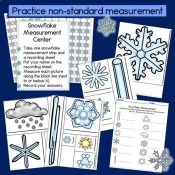 Snow STEAM / STEM Investigations