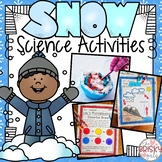 Snow Science Activities and Reading Passage
