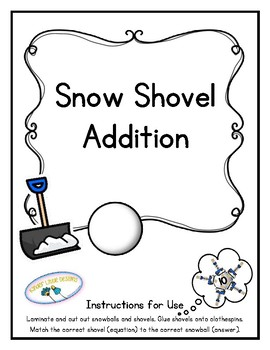 Snow Shovel Addition