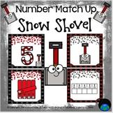 Snow Shovel Number Match Up