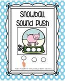 Snow Sound Phonemic Awareness Activity