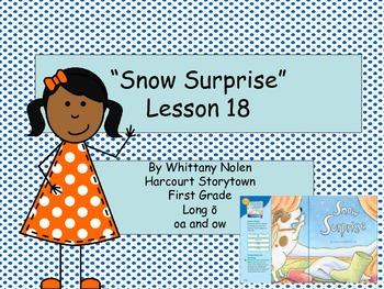 Snow Surprise: Storytown Lesson 18