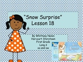 Snow Surprise: Storytown Lesson 18