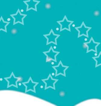 Snow Swirl Game Board