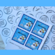 """Snow """"Think"""" Ball Conversation and Writing Prompts"""