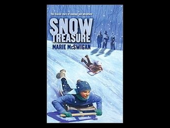 Snow Treasure 153 Content Questions Whiteboard Game