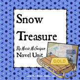 Snow Treasure Novel Unit