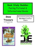 Snow Treasure - Pairing Fictional and Informational Books