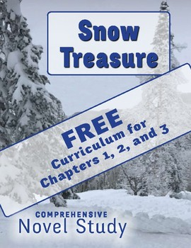 Snow Treasure - SL Free Curriculum for Chapters 1, 2, and 3