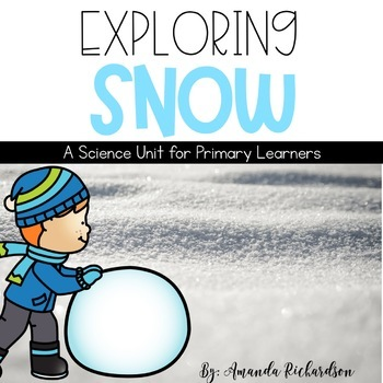 Snow Unit: Snow Formation, Snow Safety, People and Animals in Snow