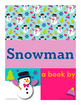 Snow Way - ow Word Family Poem of the Week